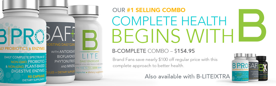 Our #1 Selling Combo!